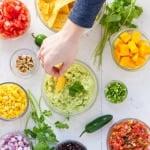 Healthy DIY Guacamole Bar-5-2