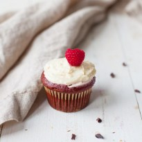 Red Velvet Beet Cupcakes (No Food Coloring)-1-2