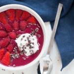 Red Velvet Smoothie Bowl