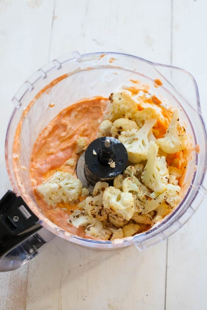Buffalo Cauliflower Wing Dip