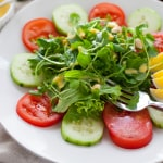 Luang Prabang Salad (Laos salad)