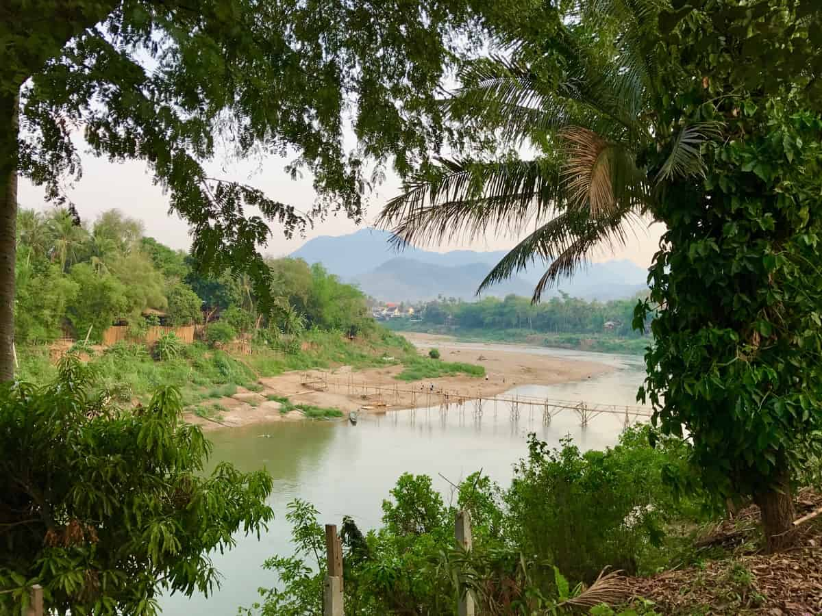 Recapping our 5 days in Luang Prabang, Laos. Waterfalls, elephants, Buddhist temples, delicious food, and rich culture.