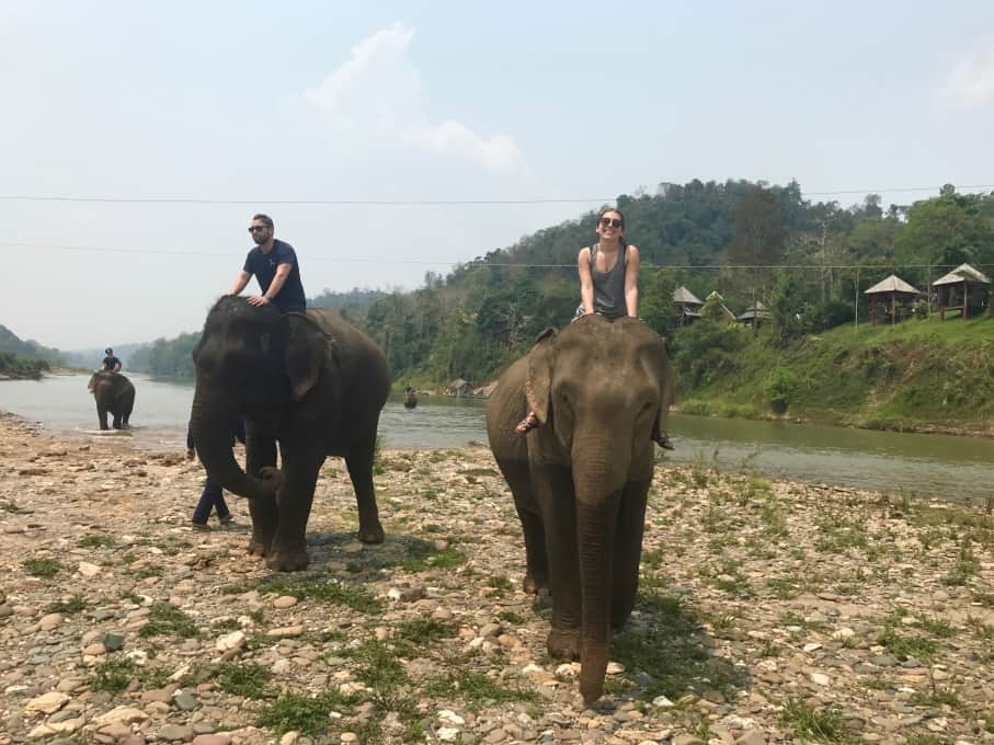5 Days in Luang Prabang - Elephant Village