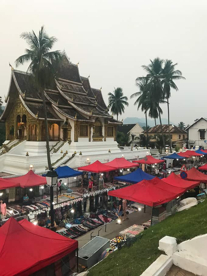 5 Days in Luang Prabang
