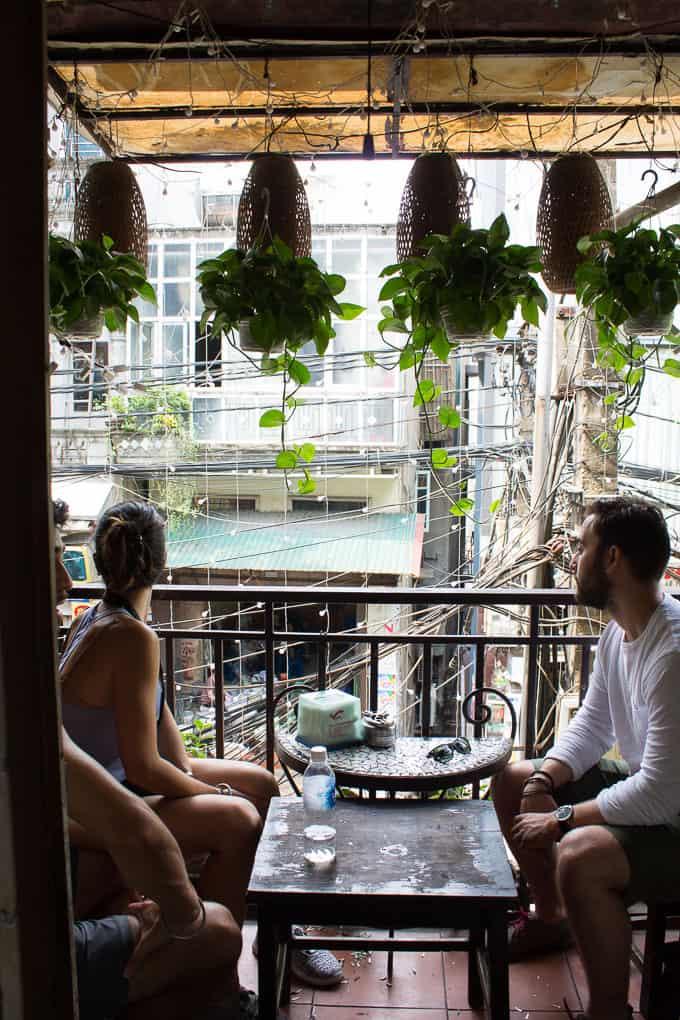 Four Days in Hanoi, Vietnam-13