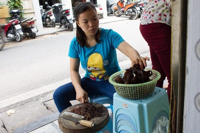 Four Days in Hanoi, Vietnam-19