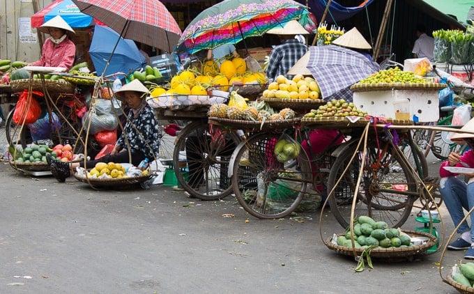 Five Days in Hanoi, Vietnam