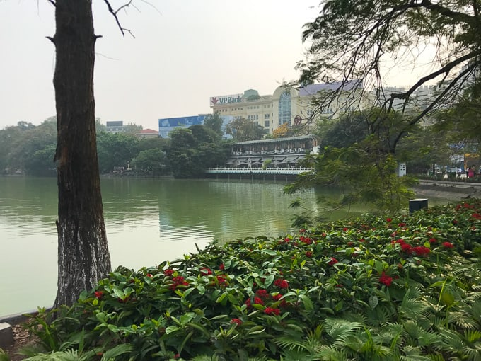 Four Days in Hanoi, Vietnam-32
