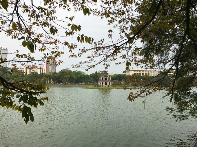 Four Days in Hanoi, Vietnam-40