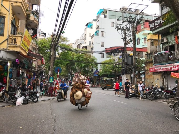 Four Days in Hanoi, Vietnam-42