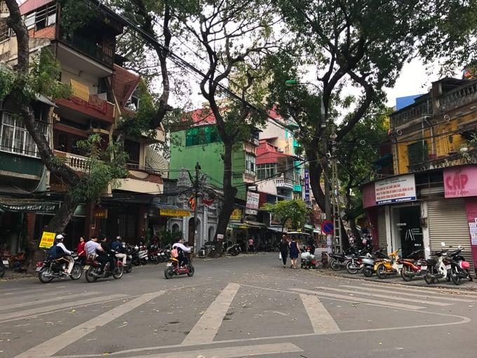 Four Days in Hanoi, Vietnam-55