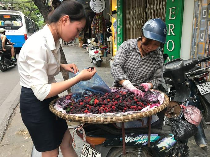 Four Days in Hanoi, Vietnam-60