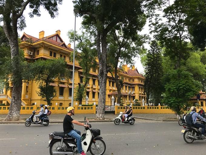 Four Days in Hanoi, Vietnam-73
