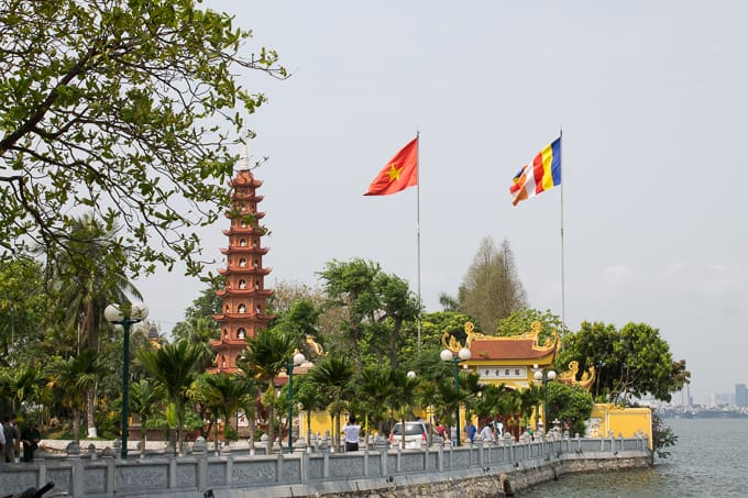 Four Days in Hanoi, Vietnam-8