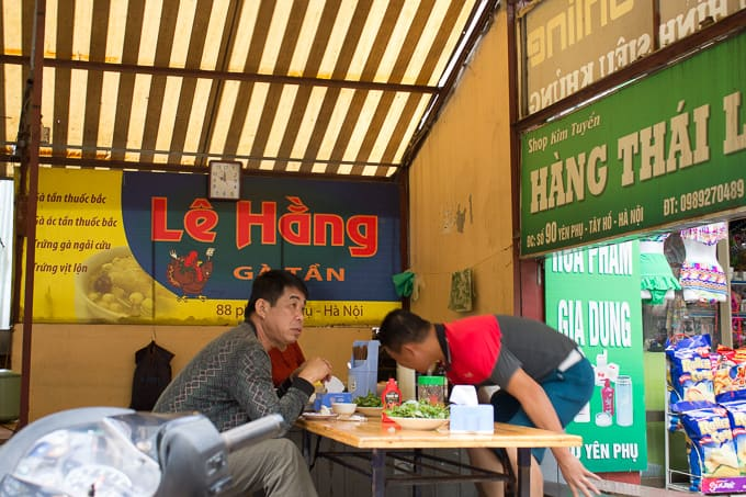Four Days in Hanoi, Vietnam-9