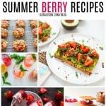 50 Best Summer Berry Recipes