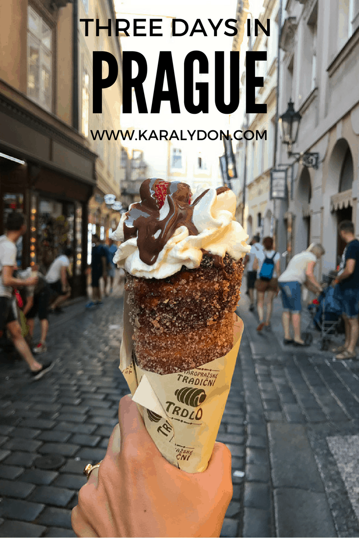 A recap of my 3 days in Prague - where to eat and what to see, including an awesome Prague Food Tour!
