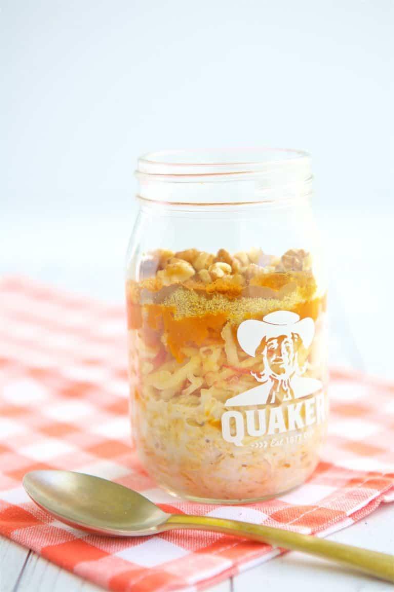 Overnight oats recipe 1