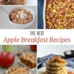 apple breakfast recipes pinterest 1