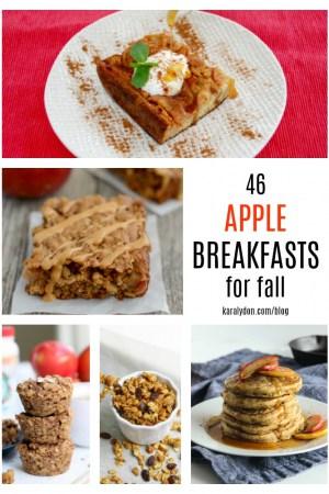 46 Best Apple Breakfast Recipes for Fall