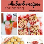 20 Favorite Rhubarb Recipes for Spring