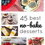 45 Best No-Bake Desserts