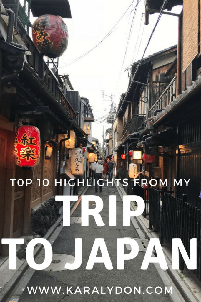 Highlighting my top 10 favorite experiences from my trip to Japan, visiting Tokyo and Kyoto. #japan #kyoto #tokyo #travel