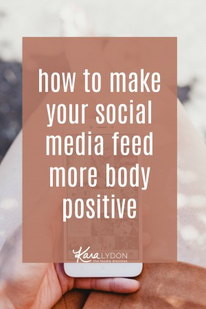 How to Make Your Social Media More Body Positive