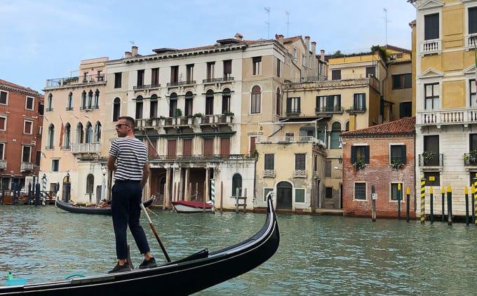 3 Days in Venice, Italy
