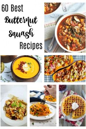 60 Best Butternut Squash Recipes