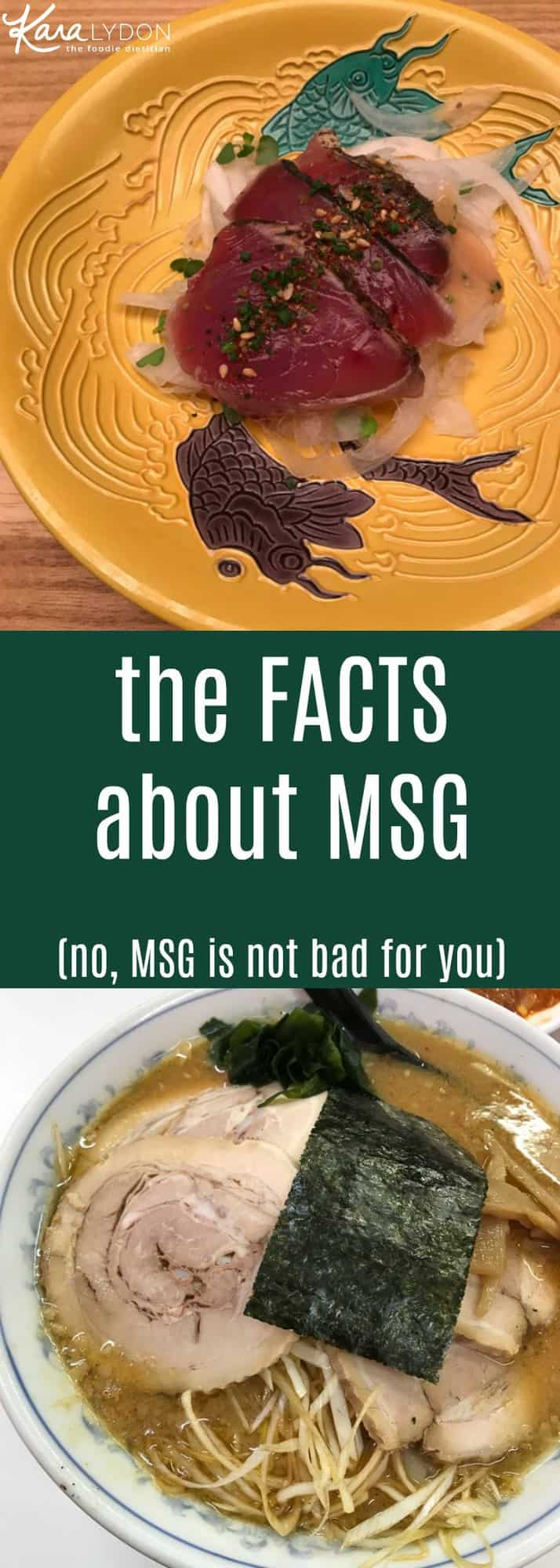 Have some preconceived notions around MSG? Today I'm providing the facts about MSG and umami so you can make an informed decision on whether or not your beliefs are worth holding on to. #MSG #umami