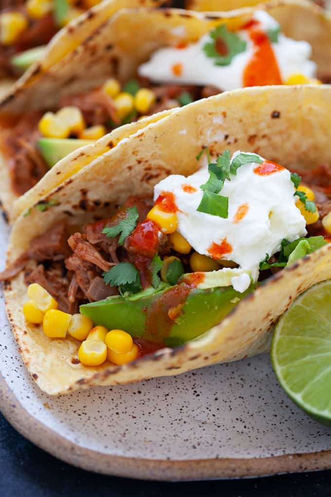 Instant Pot Jackfruit Carnitas