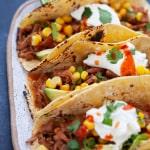 Instant Pot Jackfruit Tacos