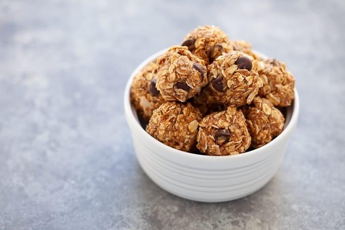 Ginger Chocolate Energy Bites
