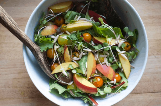 summer power salad