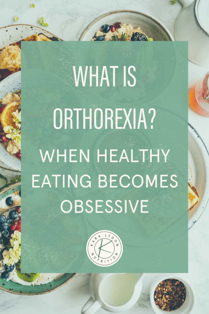 What Is Orthorexia? When Healthy Eating Becomes Obsessive