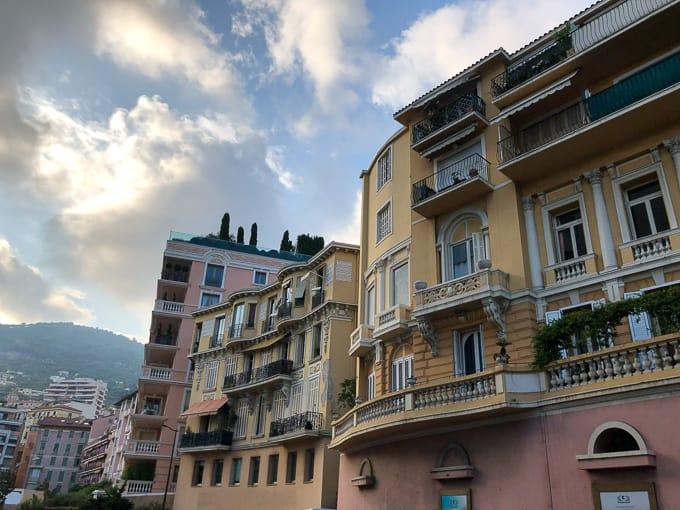 street views in Monaco