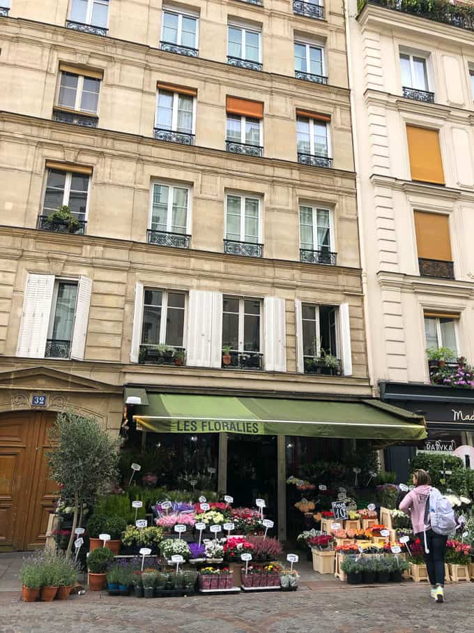 Les Floralies in Paris