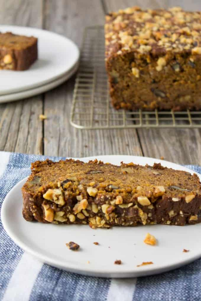 butternut squash banana bread